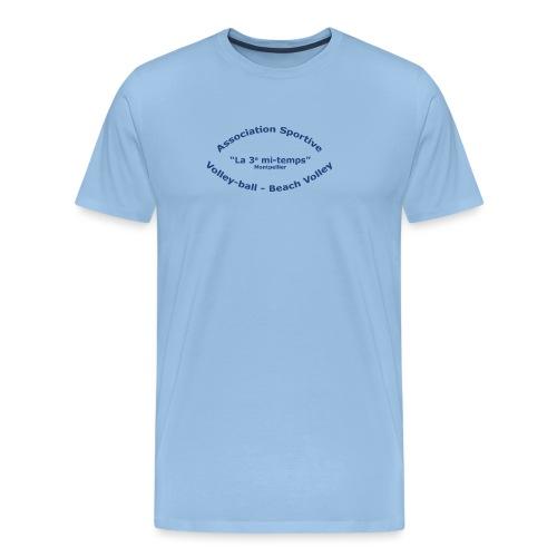 as3mt Dos - T-shirt Premium Homme
