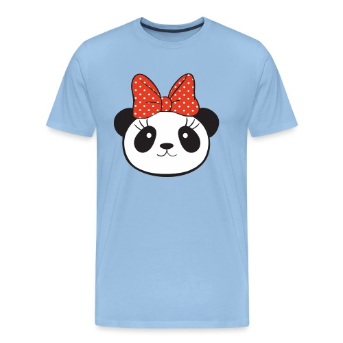 panda no8 - Men's Premium T-Shirt