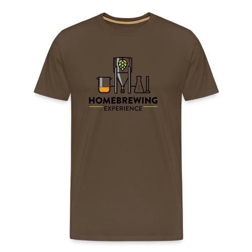 Color Logo - Maglietta Premium da uomo