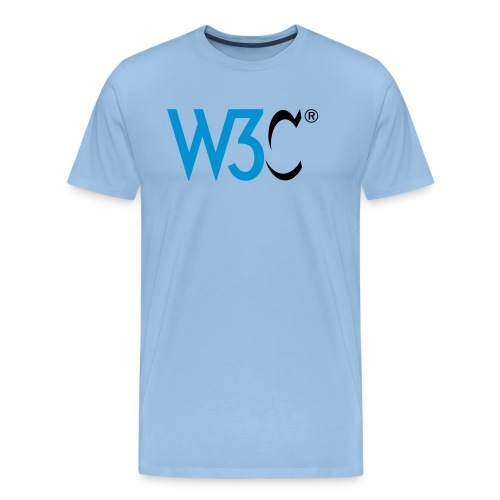 w3c - Men's Premium T-Shirt