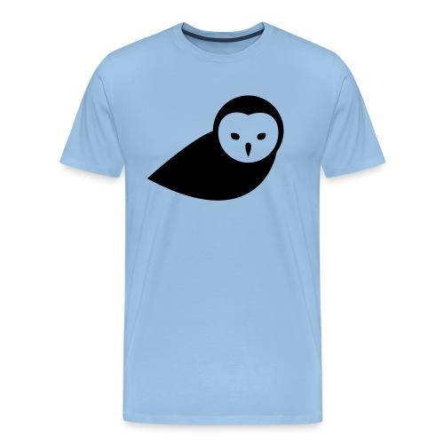 Bam Larsson Eule - Männer Premium T-Shirt