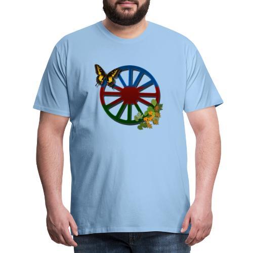 LennyRomanoDromflagalöv - Premium-T-shirt herr