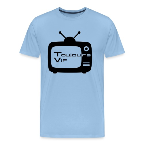 TVLUCA - Mannen Premium T-shirt