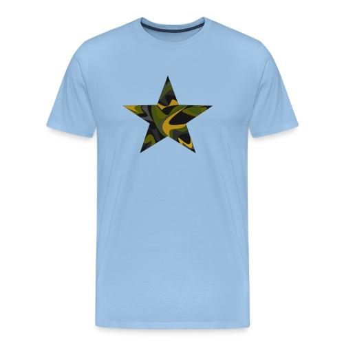 Weird Star - Männer Premium T-Shirt