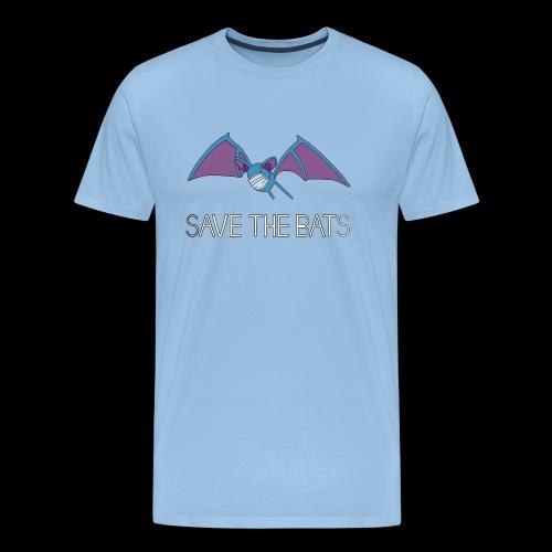 save the bats - Männer Premium T-Shirt