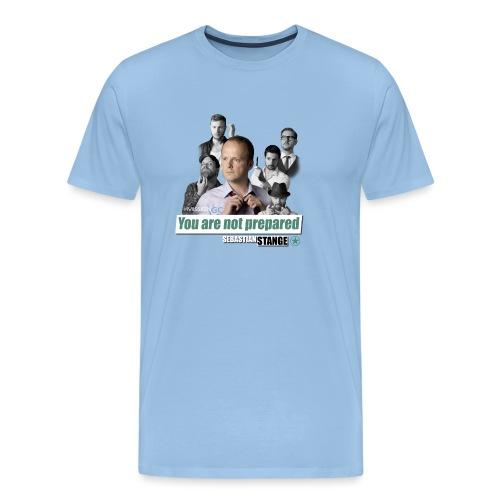 Stange_gear_groß - Männer Premium T-Shirt