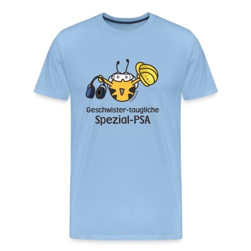 Geschwister taugliche Spezial PSA - Männer Premium T-Shirt