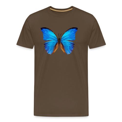 PAPILLON - MINIMALISTE - T-shirt Premium Homme