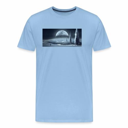 fantasy mond - Männer Premium T-Shirt