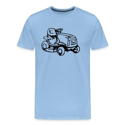 Mähmaschine - Männer Premium T-Shirt
