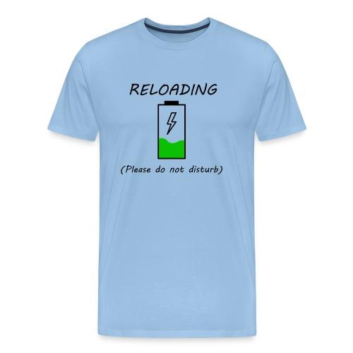 Cargando - Camiseta premium hombre