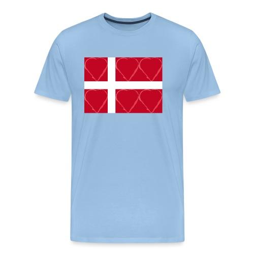 Dänemark 21.2 - Männer Premium T-Shirt