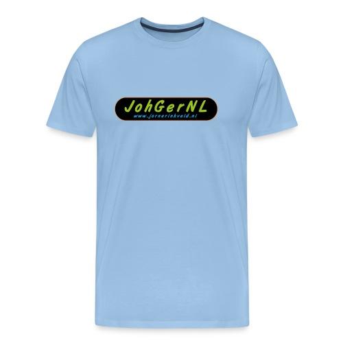 johgernltshirts png - Men's Premium T-Shirt