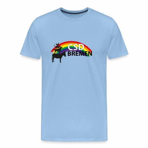CSD Bremen - Männer Premium T-Shirt