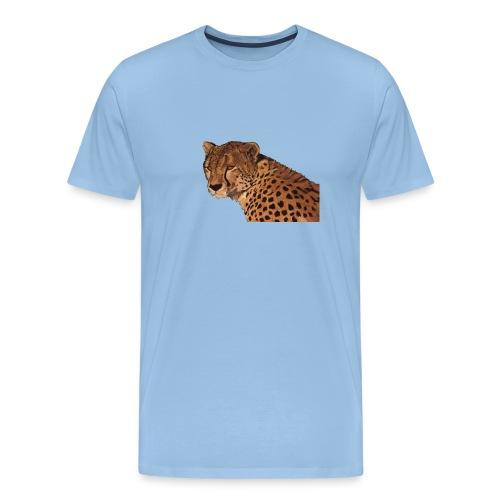 Ghepardo - Maglietta Premium da uomo