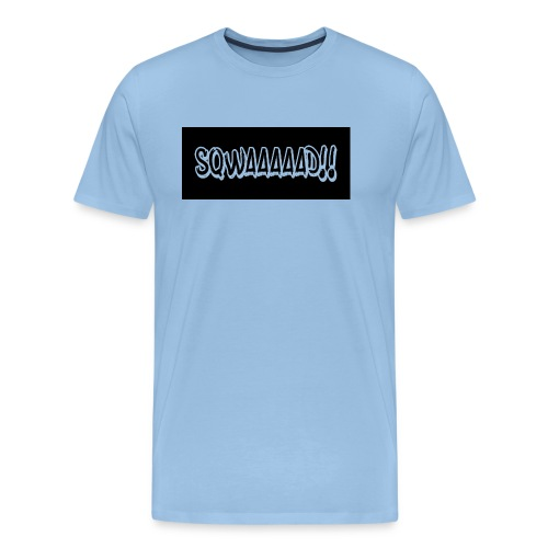 SQWAAAAD!! - Men's Premium T-Shirt