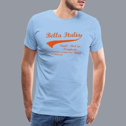 Bella Italia - Männer Premium T-Shirt