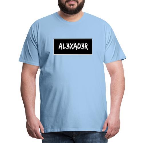 AL3XAD3R Merchandising - Männer Premium T-Shirt