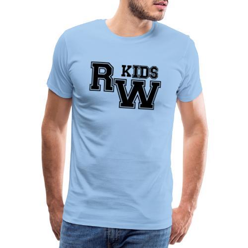 kids_front - Männer Premium T-Shirt