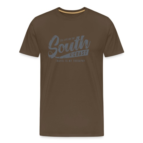 South Coast Sea surf clothes and gifts GP1305B - Miesten premium t-paita
