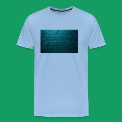 groen groot png - Mannen Premium T-shirt