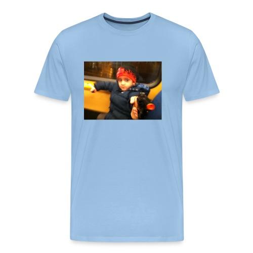 Rojbin gesbin - Premium-T-shirt herr