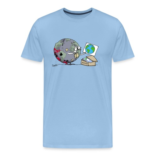 Memories - Men's Premium T-Shirt