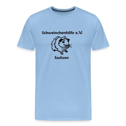 vereinslogo - Männer Premium T-Shirt