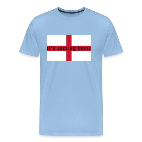 England 21.1 - Männer Premium T-Shirt