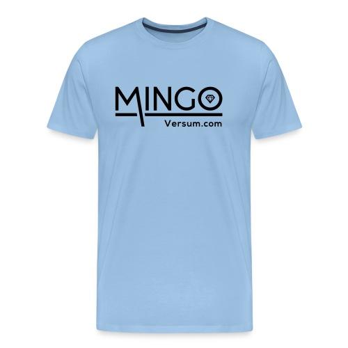 mingoversum akademie nw logo - Men's Premium T-Shirt