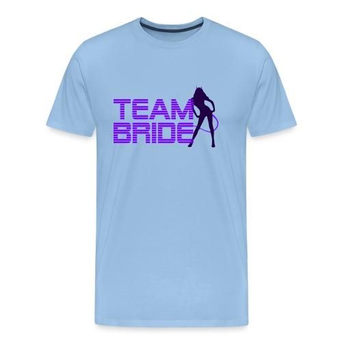 JGA Braut Team - Männer Premium T-Shirt