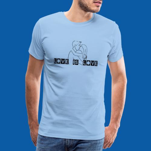 Hetreo Edition - Männer Premium T-Shirt