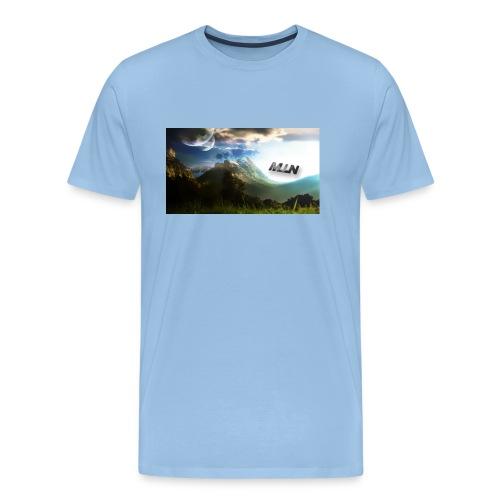 MTN Landschaft - Männer Premium T-Shirt