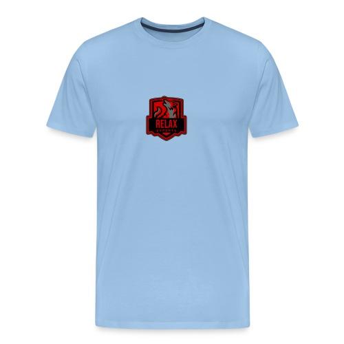 Relax E-sports - Mannen Premium T-shirt