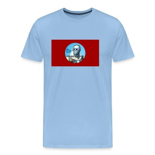 Match 2.0 - Premium-T-shirt herr