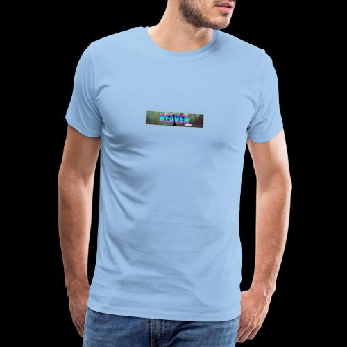 HEAVEN series 1 - T-shirt Premium Homme