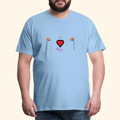 Ibiza - Männer Premium T-Shirt