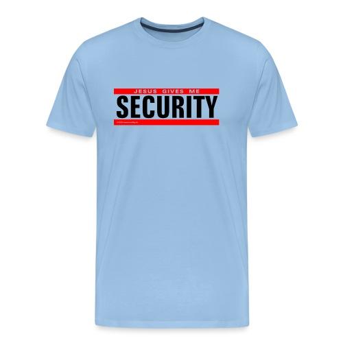 Security - Männer Premium T-Shirt