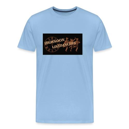 Logo neu Spread2 - Männer Premium T-Shirt