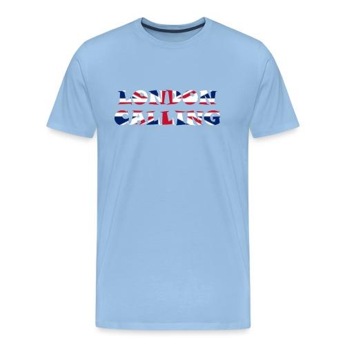 London 21.1 - Männer Premium T-Shirt