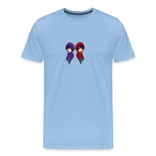 Chibi Neu - Männer Premium T-Shirt