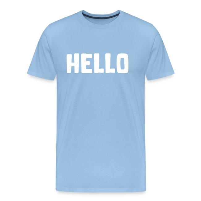 Hello #1