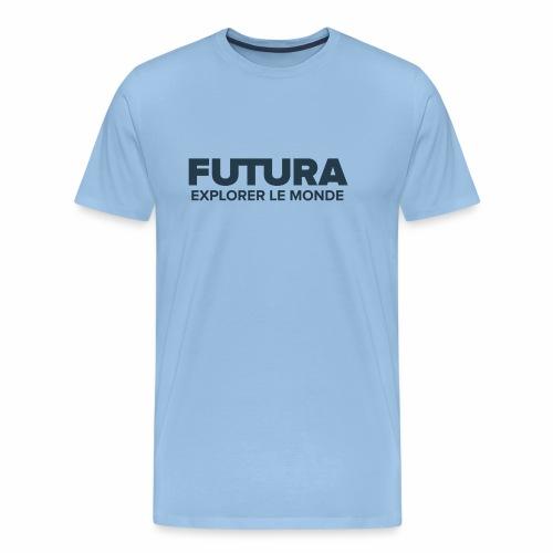 Futura Explorer le monde - T-shirt Premium Homme