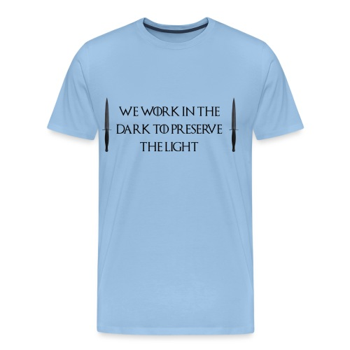 JON RYLEY SHIRT - Men's Premium T-Shirt