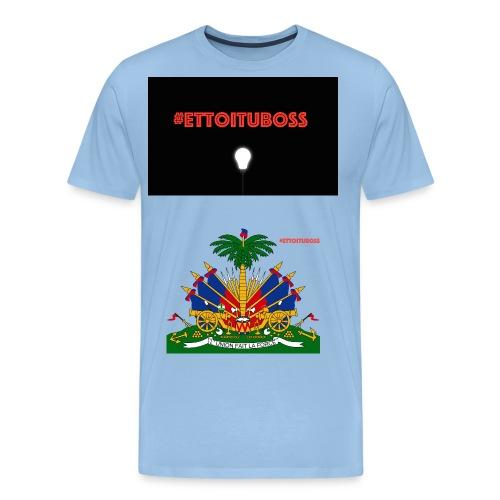#ettoituboss - T-shirt Premium Homme