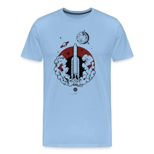 Ariane 5 by So.Z - Men's Premium T-Shirt