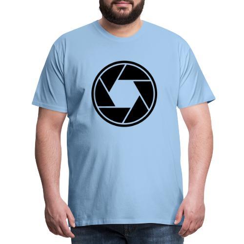 camera02 - Männer Premium T-Shirt