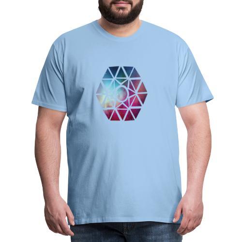 diseño de figuras - Camiseta premium hombre