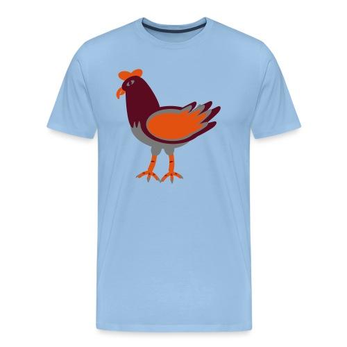 Cock.svg - Maglietta Premium da uomo
