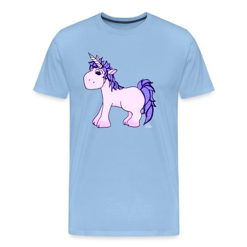 Ennea Einhorn - Männer Premium T-Shirt